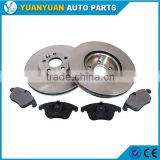 guangzhou auto parts Brake Pads Discs 379965 1384689 1405510 1420600 1420601 30769056 for For d Lan d Rov er Freelander 2