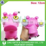 Hot sale in super maket popping eyes animal toy