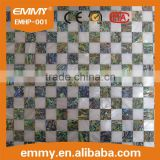 Foshan cheap sale home indoor decoration material mother of pearl shell mosaics wall tile