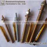hot sells hilti chemical anchor/anchor bolt/chemical bolt made in yongnian county