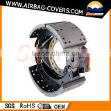 China supplier motorcycle brake shoe manufacturers and disc brake pad BCN 555