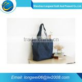Customized top quality oem cotton shopping bag
