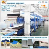 Lifetime Service PU Sandwich Panel Production Line                                                                         Quality Choice