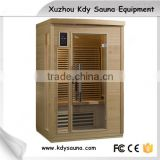 2014 Hot Sale Far Infrared Saunas Infrared Portable Saunas with Carbon Fiber Heaters                                                                         Quality Choice