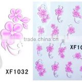 Beauty Water Transfer Stickers Nail Art Tips DIY Flowers Decals Sticker