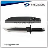 Professional Hunter Hunting Survival Knife with Compass