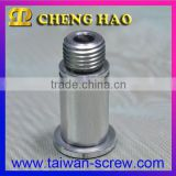 Customized Special Aluminum brass CNC Bike screws