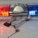 1.2M Longer Size warning light bar, Auto Large Size light bar , Halogen emergency light bar(SR-LWL-200RL) Revolve & LED