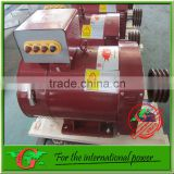10Kw STC synchronous A C alternator 12.5Kva brush ac alternator support spare parts 3 phase alternator