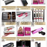 Manufacturer custom hair extension packaging box / hair weave packaging supplies in China