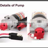Sailflo DC 12 Volt 2.2 GPM 70PSI atv sprayer pump / atv sprayer parts manufacturer china
