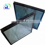 Insulating tempered glass door for refrigerator Thermal insulation vacuum insulated glass