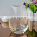 Crystal handblown 500ml wine glass cup without stem from Bengbu Cattelan Glassware Factory