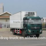 Good quality refrigerated truck Euro 3 / Euro 4 Standard box size 7400*2300*2300