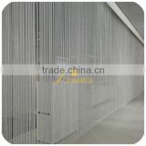 anping factory metal chain curtains using by aluminium chain in salon, restaurant, hall etc.