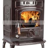 gas fireplace burner, iron heater