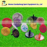 Cheap Plastic Golf Ball Marker