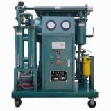 High Efficiency Sinel-Stage Vacuum Insulating Oil Purifier