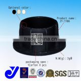 JY-110A|Tube end plug plastic round covers|Black plastic pipe hole caps|End cap for pvc pipe