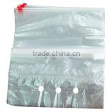 Factory Sell Household Use Plastic Zip Slider Bag