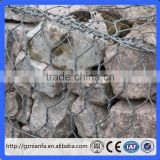 Popular Used in River Bank Stone Cage 1m*1m*2m Welded Wire Mesh Galfan/Hot Dipped Gabion Basket(Guangzhou Factory)