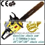 52cc forestry chainsaws