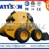 chinese mattson ML525 skid steer for post hole borer, mini loader,toro dingo,bobcat,boxer,kanga