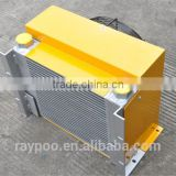hydraulic oil cooler for roofing sheet bending machine