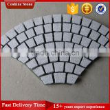 Well-received garden walk cobblestone mesh paver mats