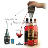 Electric wine decanter, auto wine aerator, powerful wine decanter