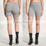 Sportwear for Women Active Clothing Wholesale Custom 95% Cotton 5% Spandex Bike Shorts Pants Latest Coat Pant Designs