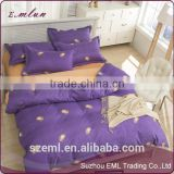 Wholesale bed sheet set 4pcs home sense bedding custom bedding set for baby