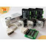 CNC Router kits 3Axis Nema 23 Stepper Motor 425oz-in,3.0A Dual Shaft Wantai CNC Mill Control
