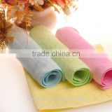 2014 Hot sale new design lovely gift bamboo towel sets with beautiful packing