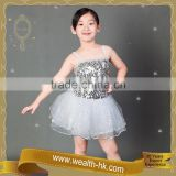 Beautiful Sequin Ballet Dancing Tutu Dress