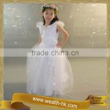 Sweetie Princess Bride girls Evening Wedding Dress