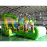 high quality inflatable water slide, coconut tree water slide, giant inflatable water slide for sale