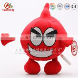 Custom made plush doll boy make cartoon anime plush doll pattern