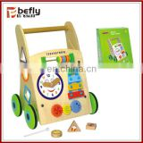 Funny activity wooden counting toys