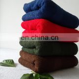 Premium quality 100% Cotton Material Woven Technics Bath towels