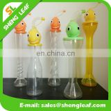 Customized Popular Plastic Water Drinking Bottles Fish Shape