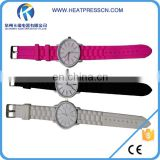 alibaba express water resistant sublimation watch
