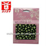 On sale Nail Sticker Korea with high quality (ZY7-1002)