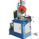 Oil pressure circular saw cutting machine/Automatic oil feed pipe cutting machine
