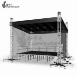 High quality dj stand layer flat aluminum tv lift roof truss