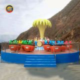 Amusement Park Family Carnival Equipment Children Electric Rotation Rides For Sale