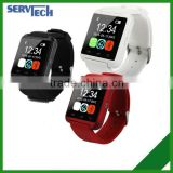 2015 New fashion 1.48 Inch Anti-lost IPS Digital wifi Android smart watch for IOS and Android smart phone