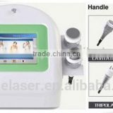 32kHZ Four Heads Portable Ultrasund Wrinkle Removal Cavitation Vacuum RF Slimming Machine