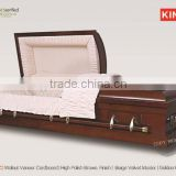 CLASSIC Cardboard Caskets wholesale American corrugated coffins