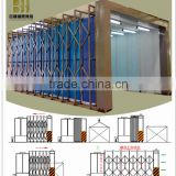 Economic Industry Flexible Spray Painting Booth for Bus/Truck